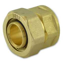 "1"" PEX-AL-PEX Compression x 1"" Female Threaded Adapter"