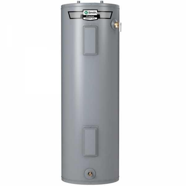 50 Gal, ProLine Electric Water Heater, 10-Yr Wrty