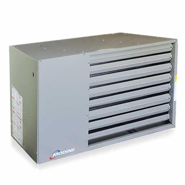 PTP400 Unit Heater w/ St. Steel Heat Exchanger, NG - 400,000 BTU