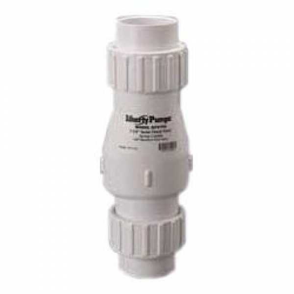 """2"""" Quiet Spring-Loaded Check Valve"""