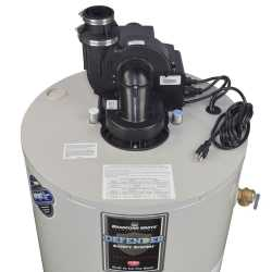 40 Gal, TTW Defender Power Vent Short Water Heater (LP), 6-Yr Wrty