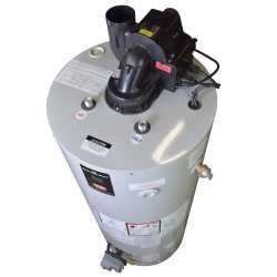 55 gal, TTW Defender High-Recovery Power Vent Water Heater (NG)
