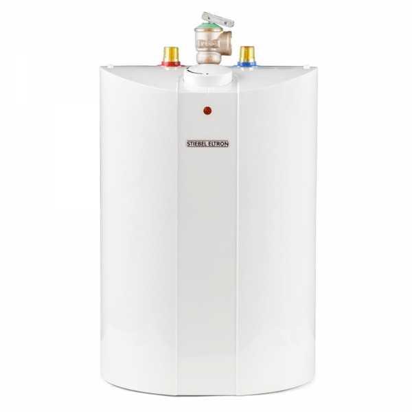 Stiebel Eltron SHC 2.5, Mini-Tank Electric Water Heater, 120V Plug-in, 2.65 gal.