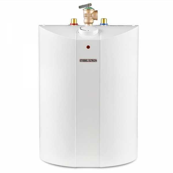 Stiebel Eltron SHC 4, Mini-Tank Electric Water Heater, 120V Plug-in, 4.0 gal.