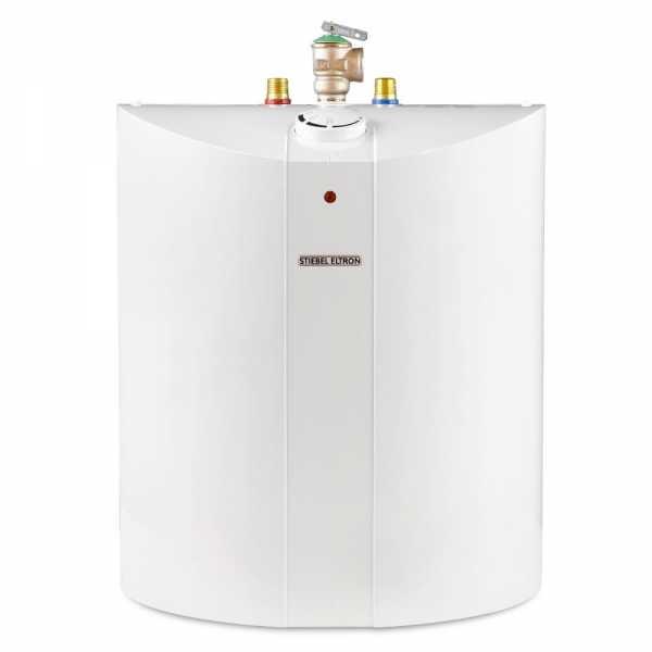 Stiebel Eltron SHC 6, Mini-Tank Electric Water Heater, 120V Plug-in, 6.0 gal.