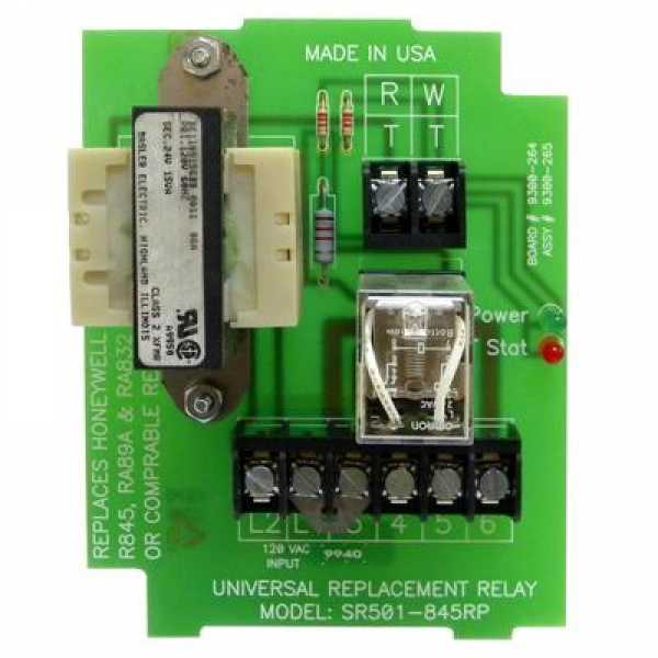 Universal Replacement Relay