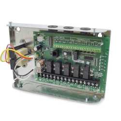 4-Zone Switching Relay w/ Priority, Expandable