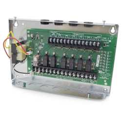 6-Zone Switching Relay w/ Priority