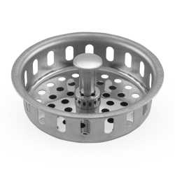 Universal Replacement Basket Strainer (w/out post)