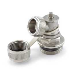 Manifold End Piece Set w/ Drain