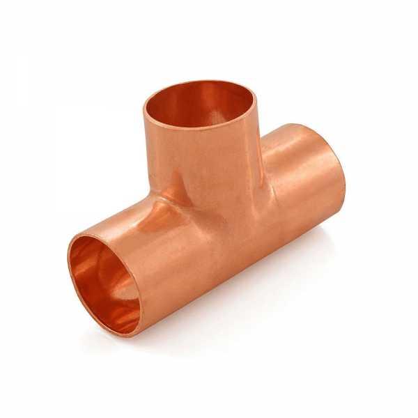 "1"" Copper Tee"