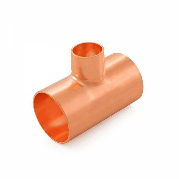 "1-1/2"" x 1-1/2"" x 3/4"" Copper Tee"