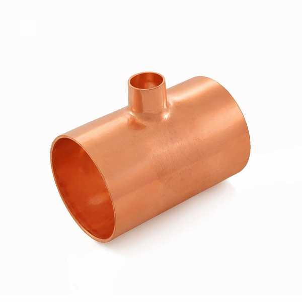 "2"" x 2"" x 1/2"" Copper Tee"