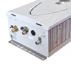 Outdoor Tankless Water Heater, Propane, 180K BTU