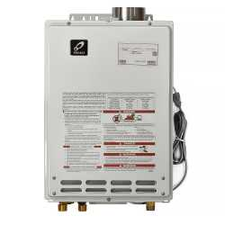 Indoor Tankless Water Heater, Propane, 190K BTU