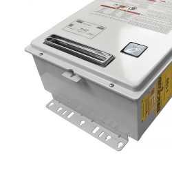 Outdoor Tankless Water Heater, Natural Gas, 190K BTU