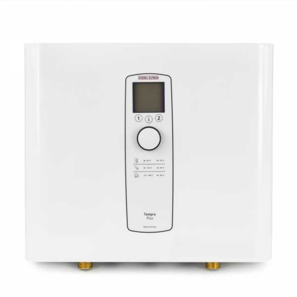 Stiebel Eltron Tempra 12 Plus, Whole House Electric Tankless Water Heater, 12.0/9.0kW, 240/208V