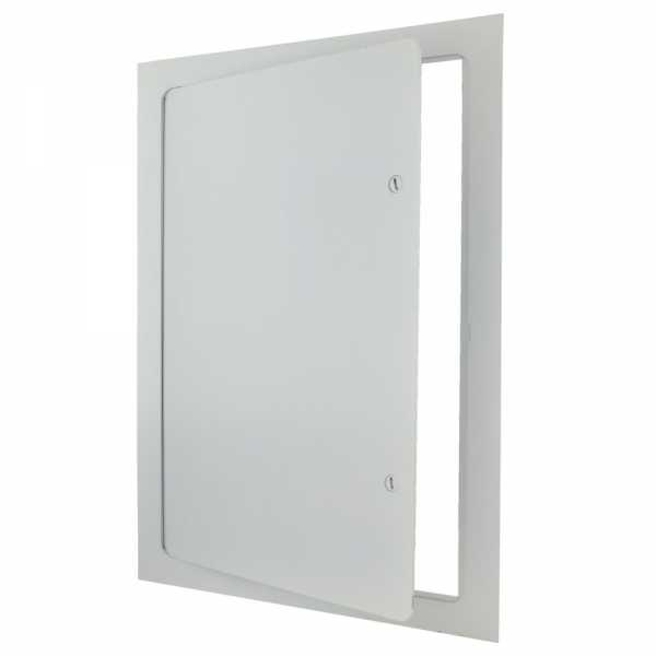 "12"" x 24"" Universal Flush Access Door, Steel (Rounded Corners)"