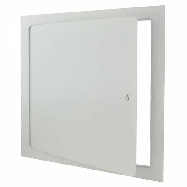 "14"" x 14"" Universal Flush Access Door, Steel (Rounded Corners)"