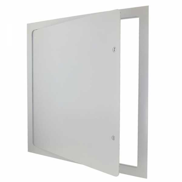 "16"" x 16"" Universal Flush Access Door, Steel (Rounded Corners)"