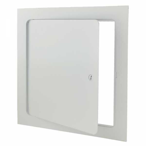 "6"" x 6"" Universal Flush Access Door, Steel (Rounded Corners)"