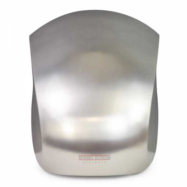 Stiebel Eltron Ultronic 2 S, High-Speed Touchless Automatic Hand Dryer, 1000/775W, 240/208V (Brushed St Steel)