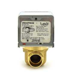 "3/4"" Sweat QuickFit Zone Valve w/ End Switch, Terminal Block"