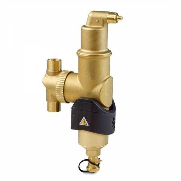 """3/4"""" Sweat, Spirocombi Vertical Air & Dirt Magnetic Separator"""