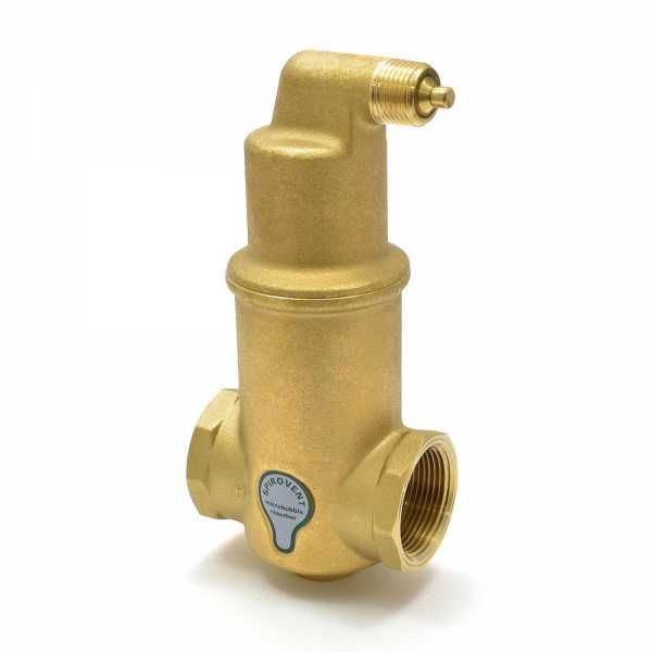 "Spirovent Junior (VJR125) Air Eliminator, 1-1/4"" Threaded"