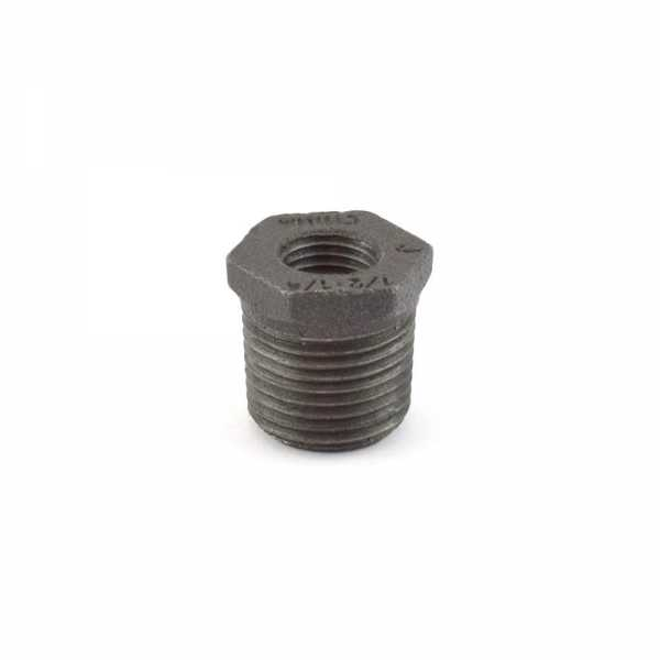 "1/2"" x 1/4"" Black Bushing"
