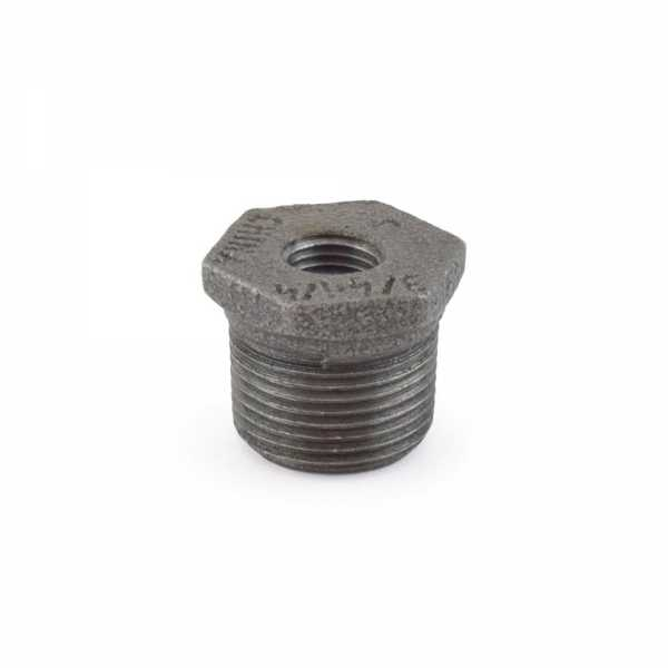 "3/4"" x 1/4"" Black Bushing"