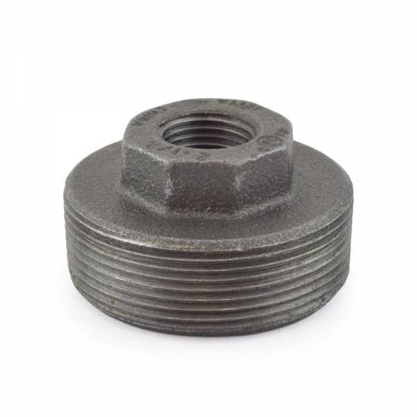 "2"" x 1/2"" Black Bushing"