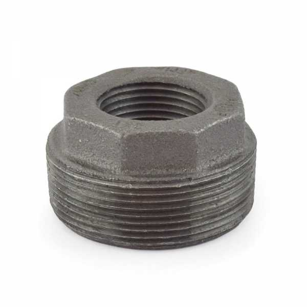 "2"" x 1"" Black Bushing"