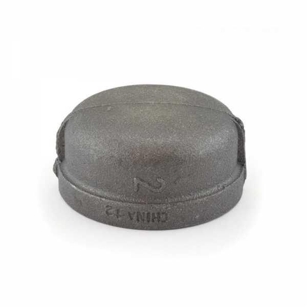 """2"""" Black Cap"""
