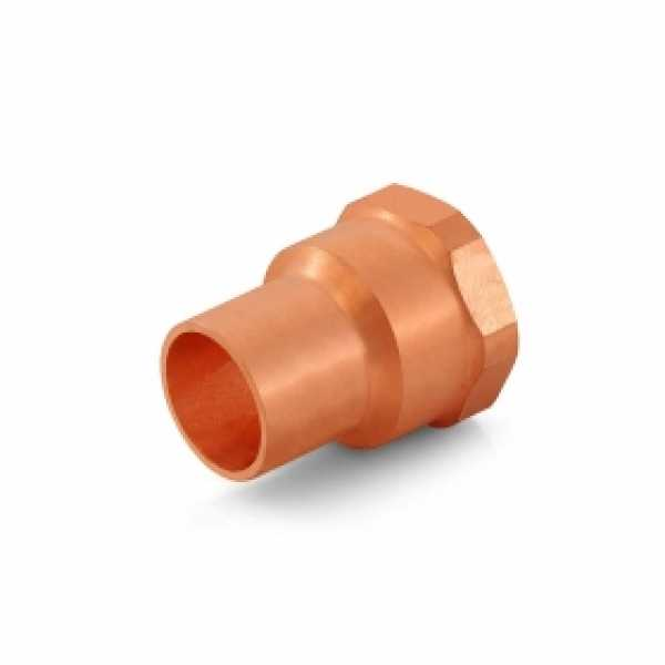 "5/8"" Copper x 3/4"" Female Threaded Adapter"