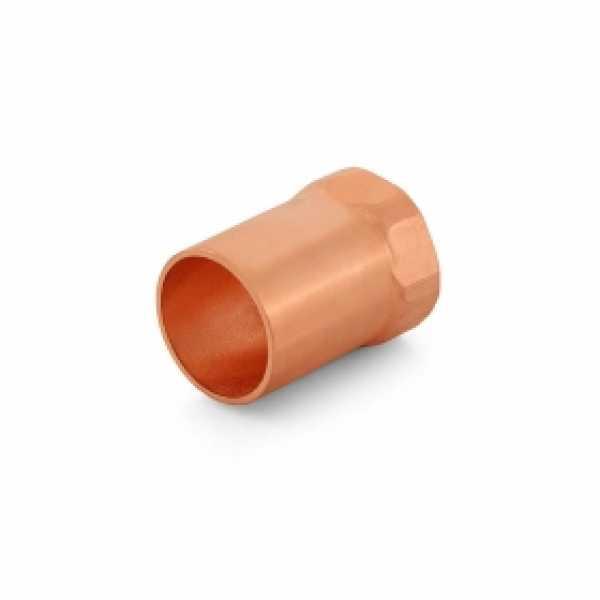 "3/4"" Copper x 1/2"" Female Threaded Adapter"