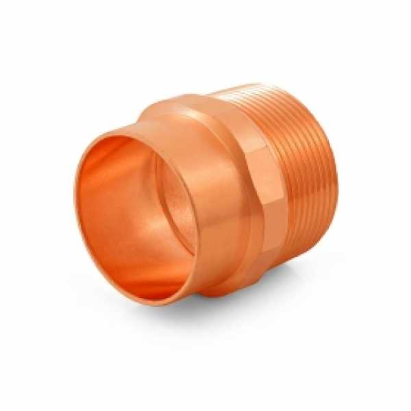 """1-1/2"""" Copper x Male Threaded Adapter"""