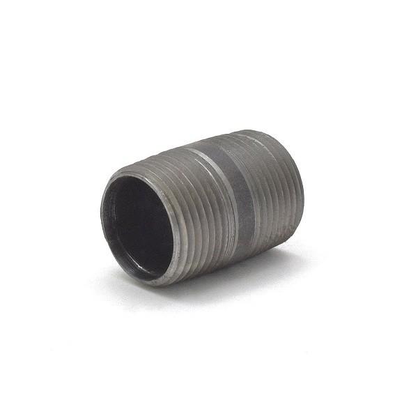 """Everhot BL-034X112 3/4"""" x 1-1/2"""" Black Pipe Nipple"""