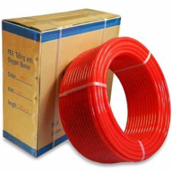 "1"" x 500ft Oxygen Barrier PEX Tubing"