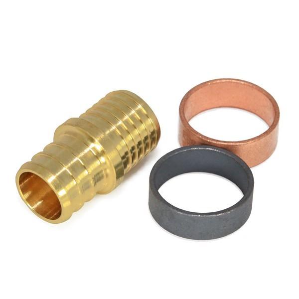 """1/2"""" PEX x 1/2"""" Polybutylene (PB) Repair/Splicing Kit"""