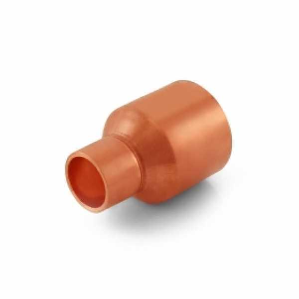 "1"" x 1/2"" Reducing Copper Coupling"