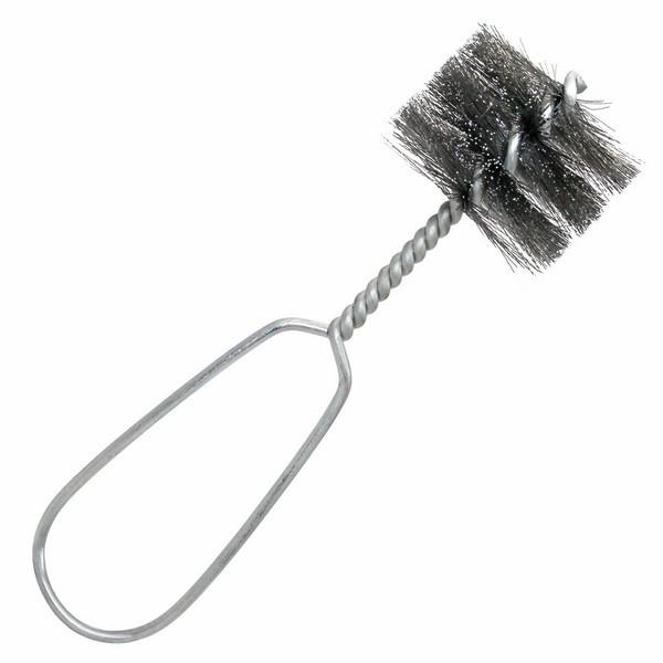 "Matco Norca CFB07 1-1/2"" Copper Fitting Brush w/ Wire Handle"