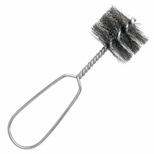 """1-1/2"""" Copper Fitting Brush w/ Wire Handle"""