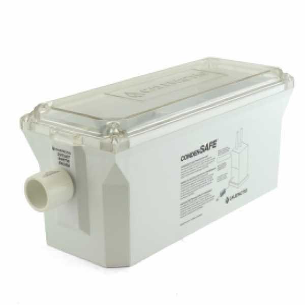 CondenSAFE Condensate Neutralizer Kit w/ Media, 2.1-6.3 GPH, 525-1575K BTU