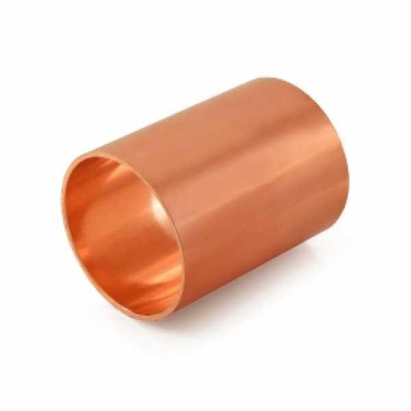 "1-1/2"" Copper Slip Coupling"