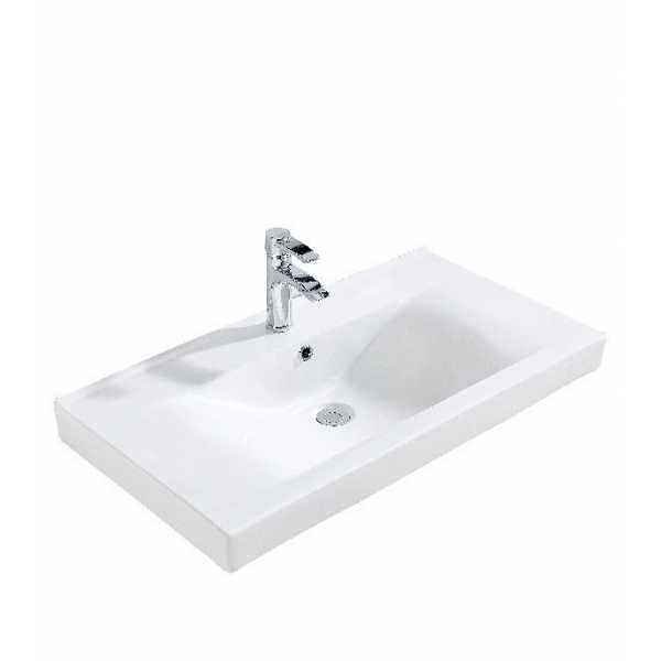 Fine Fixtures CT3519W8 35 x 19 Vitreous Chine Top