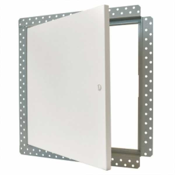"10"" x 10"" Drywall Flush Access Door, Steel"