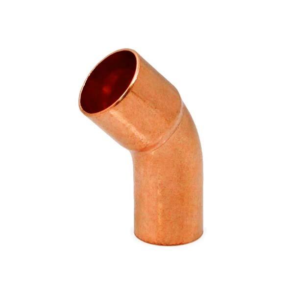 """Everhot E45-ST-40 3/4"""" FTG x Copper Elbow, 45°"""