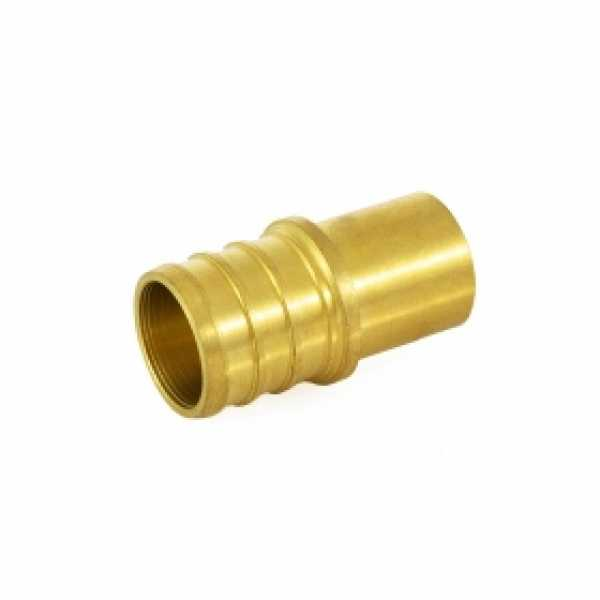 """3/4"""" PEX x 1/2"""" Copper Fitting Adapter, Lead-Free"""