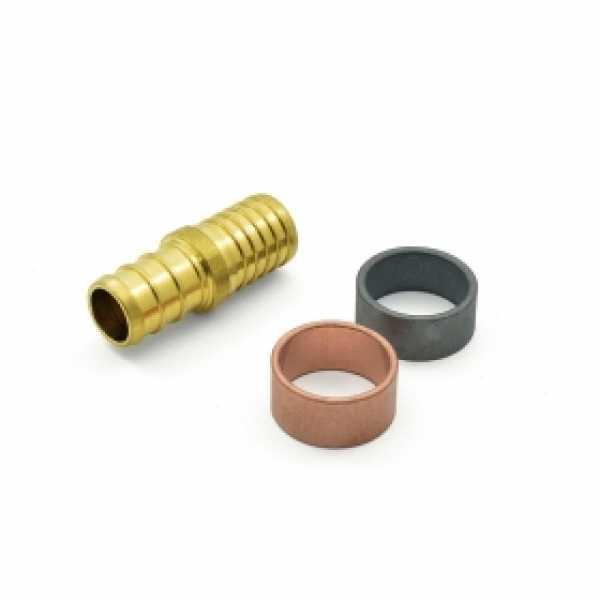 "1/2"" PEX x 1/2"" PB (polybutylene) Splicing/Repair Kit (Lead-Free)"